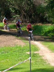 Bonelli Park Sam went on to finish 2nd